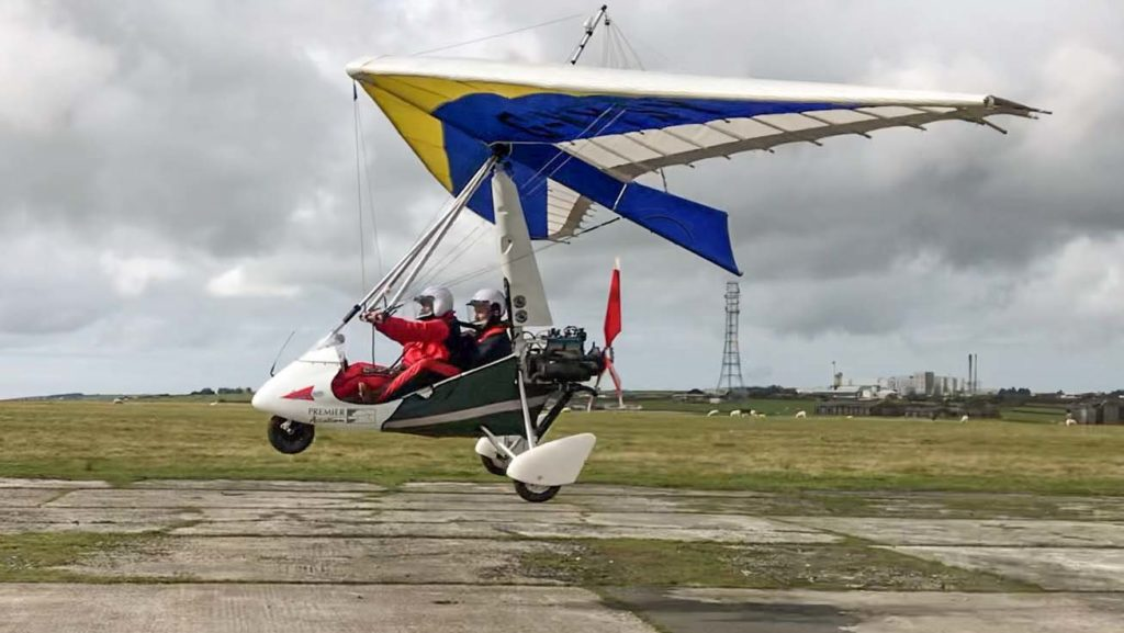 FlexWing Microlight